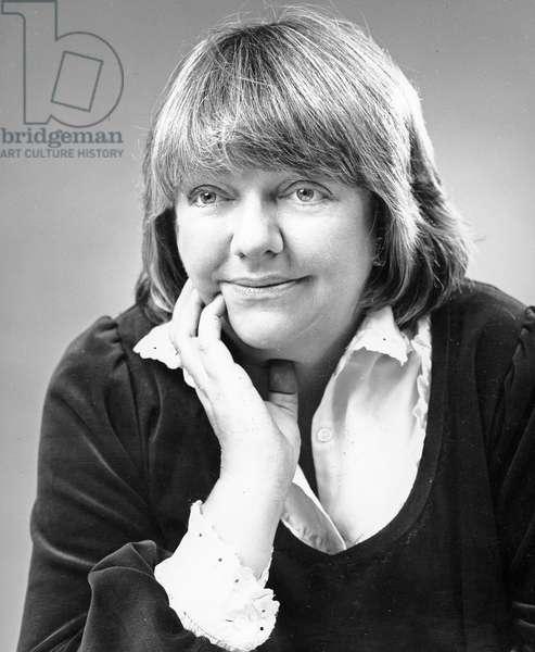 Maeve Binchy, 1982 (photo)