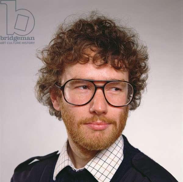 Iain Banks, 1986 (photo)