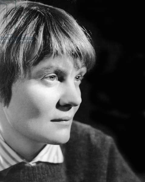 Iris Murdoch , 1958 (photo)