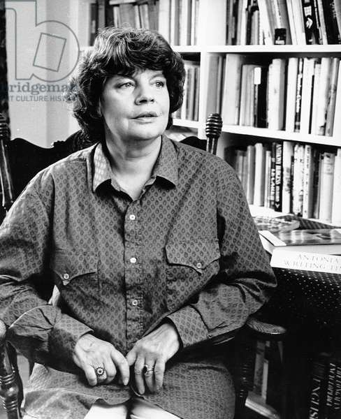 Antonia Byatt, 1987 (photo)