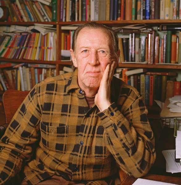 Prof. Raymond Williams, 1985 (photo)