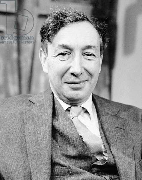 Prof. A.J. Ayer, 1961 (photo)