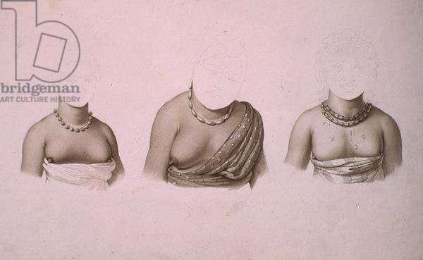 Iles Sandwich, c.1824 (pencil and wash)