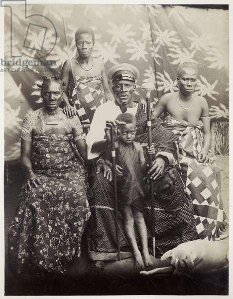 Family, 1890s (gelatin silver print)