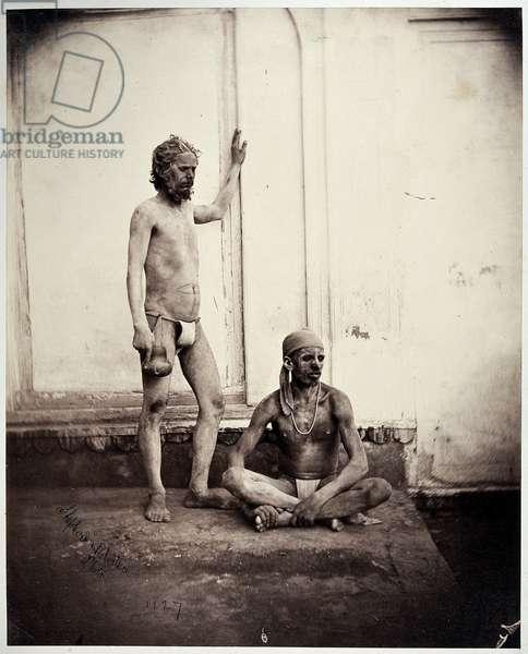 Udasees, c.1862-64 (b/w photo)