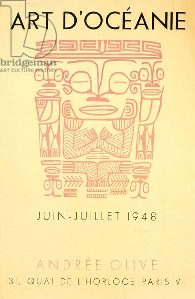 Exhibition Poster, 1948 (litho)