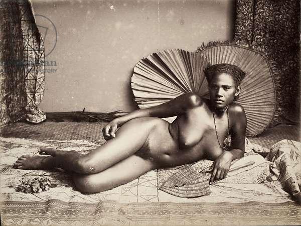 Fijian (albumen print)