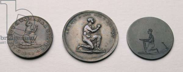 Anti-Slavery Coins and Medal (metal) (reverse) (for obverse see 187696)