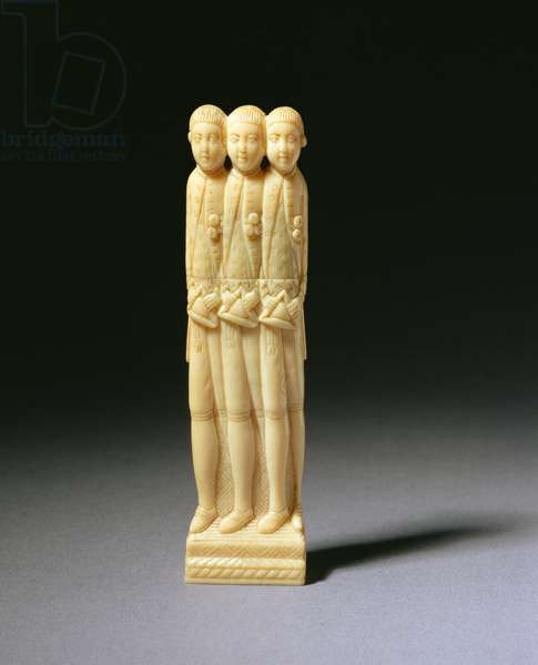 Toothpick holder, c.1790 (ivory)