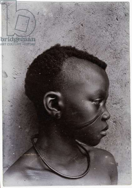 Portrait, c.1930 (gelatin silver print)