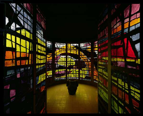 Window, 1952 (stained glass)