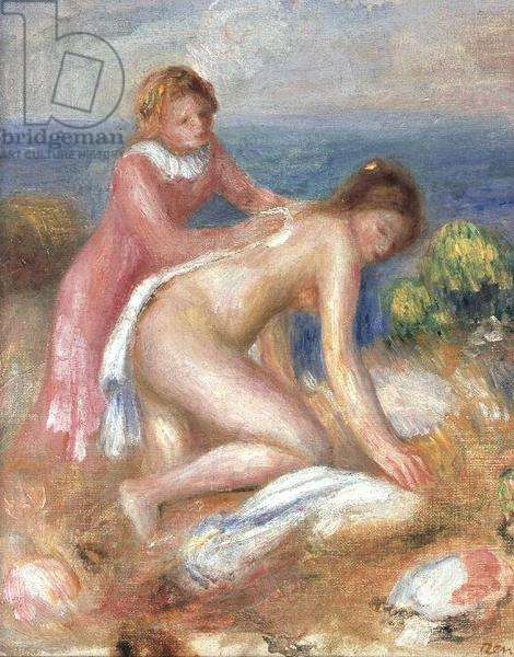 Bather and a Maid
