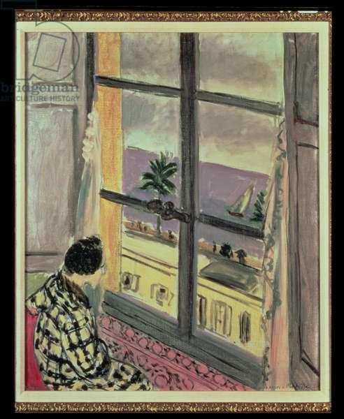 Woman at the Window, Nice, 1926
