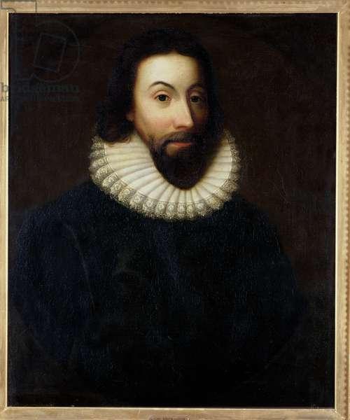 John Winthrop (1588-1649) 1834 (oil on canvas)