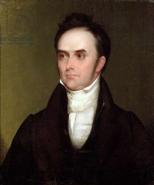 Daniel Webster, 1830 (oil on canvas)