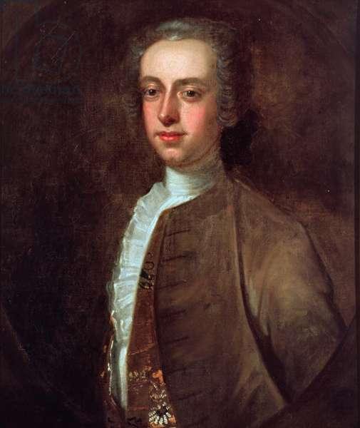 Thomas Hutchinson (1711-80) 1741 (oil on canvas)