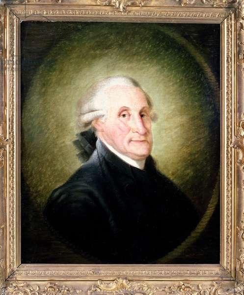George Washington, 1789 (oil on canvas)