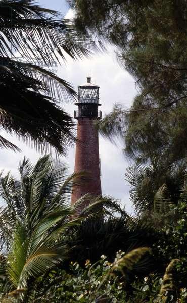 Cape Florida Lighthouse, 1989 (photo)