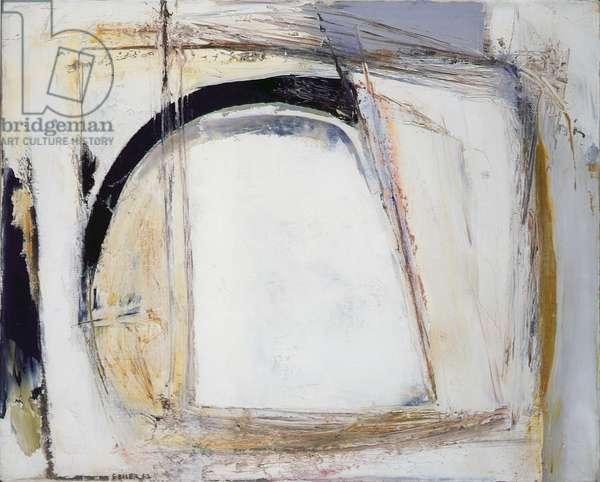 Gwavas, 1962 (oil on canvas)