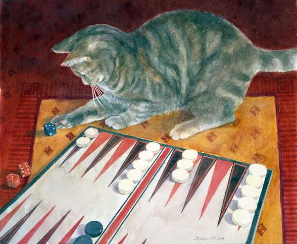 Backgammon (w/c)
