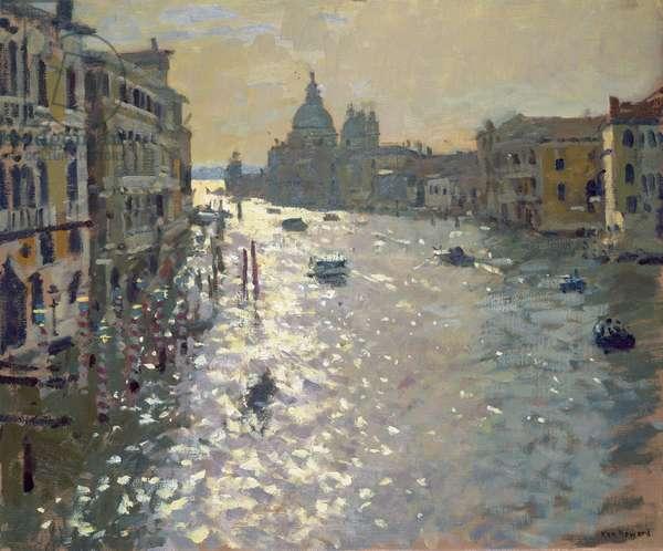 Venice (oil on canvas)