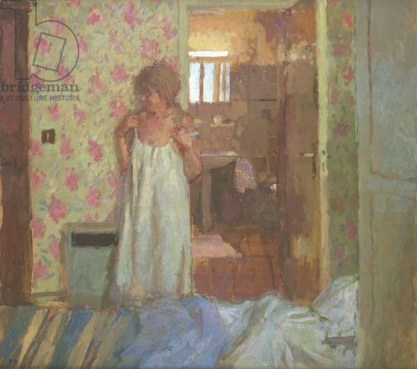 Auberge des Belles Choses II (tempera & oil on canvas)