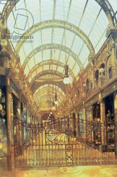 Victorian Elegance, 1981 (oil on canvas)