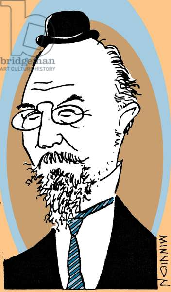Erik Satie - French composer, 1866-1925