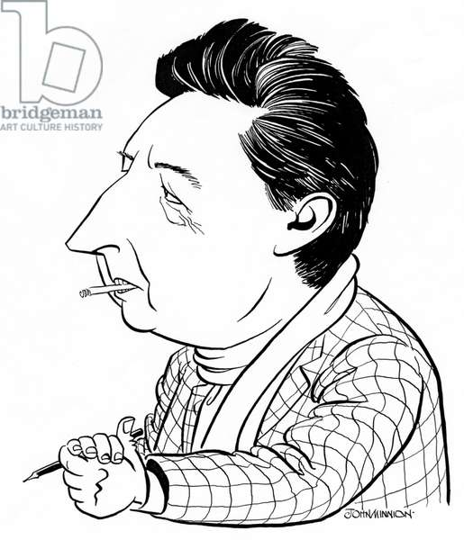 Henri Dutilleux by John Minnion