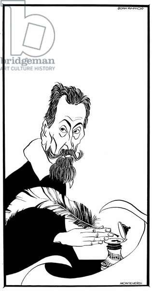 MONTEVERDI, Claudio   Italian composer, 1567-1643