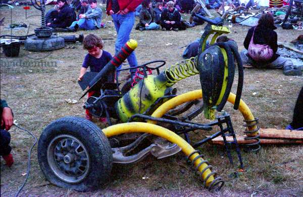 Mutie Wasp, 1987 (photo)
