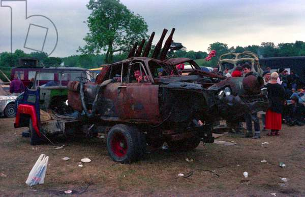 Mutie Wreck, 1987 (photo)