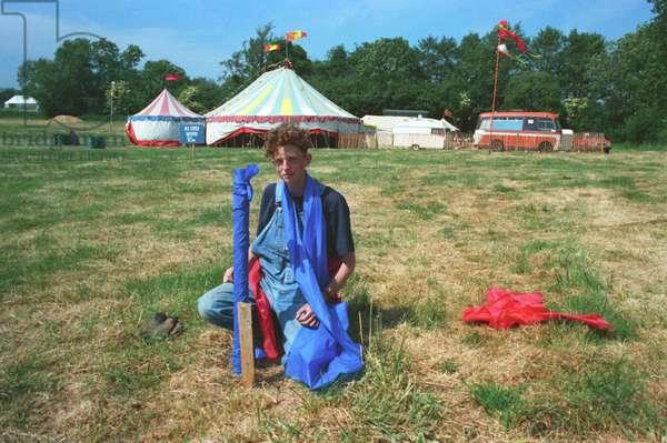 Glastonbury 89 Billy, 1989 (photo)