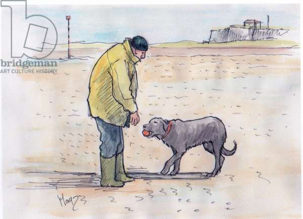 Walking the dog - 08