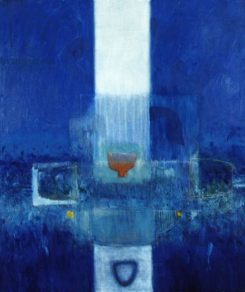 Parsifal, 1995 (oil on linen)
