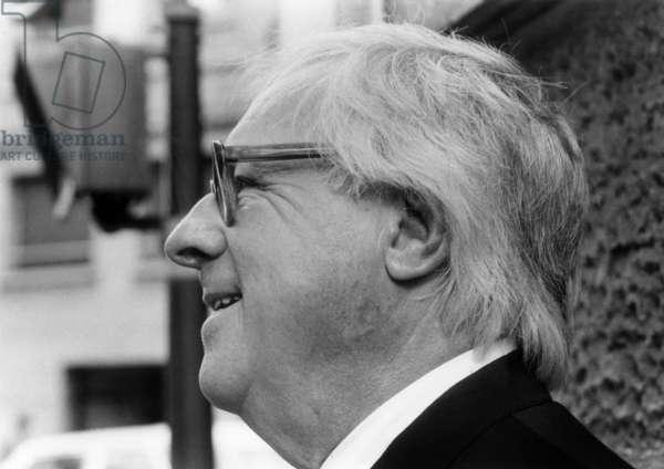 Ray Bradbury (1920-2012), September 1984