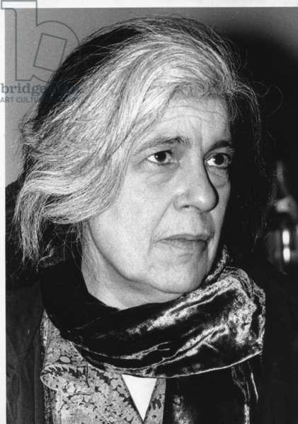 Susan Sontag, 1993