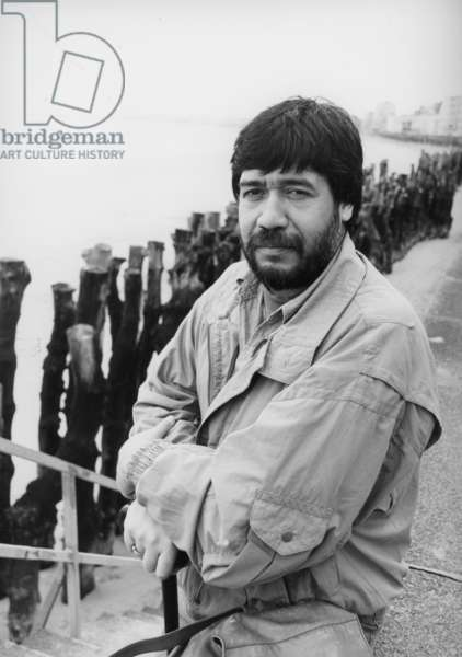 Luis Sepulveda, c. 1992