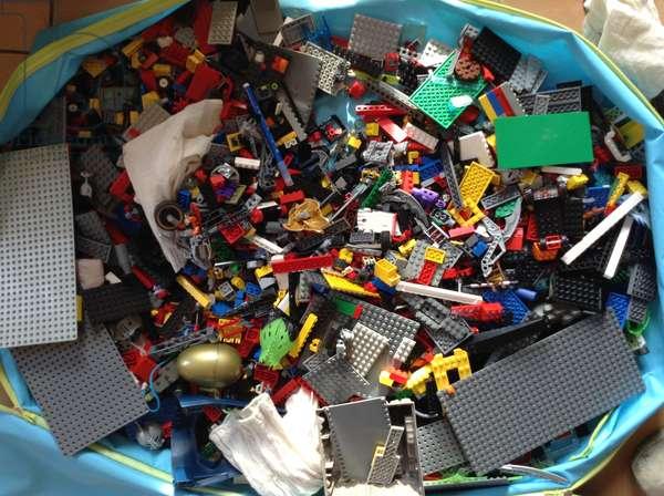 Cimetieres de Legos