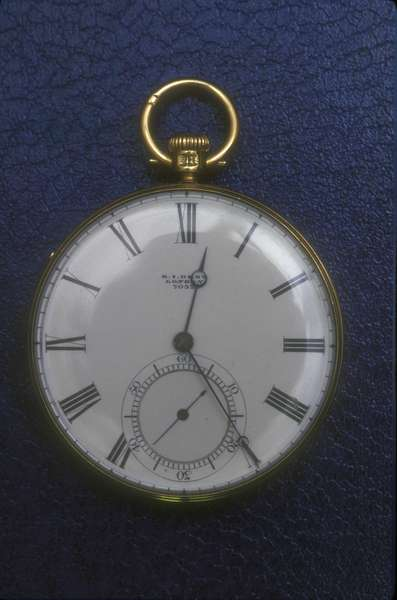 Pocket watch of Gioacchino Rossini/Orologio da tasca di Gioacchino Rossini -