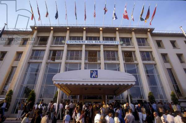 Cannes Film Festival 1993, Old Festival Palace