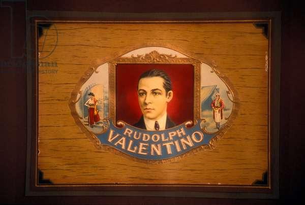 Life of Rudolph Valentino / Vita di Rodolfo Valentino