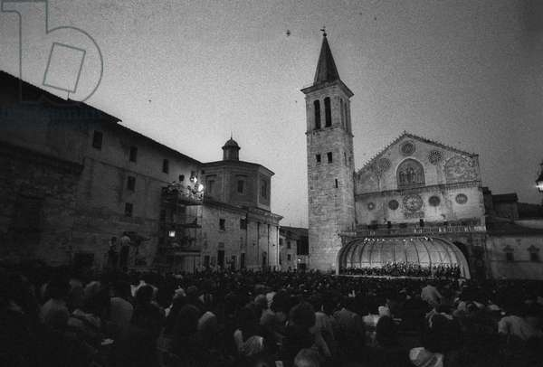 Spoleto, Festival of Two Worlds