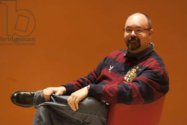 English writer Carlos Ruiz Zafon