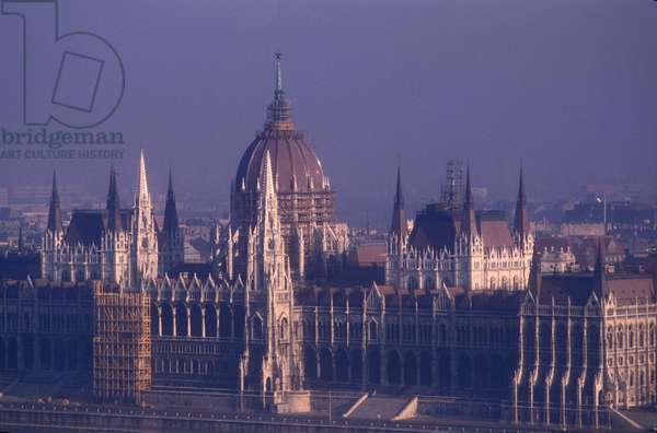 BUDAPEST, Hungarian Parliament