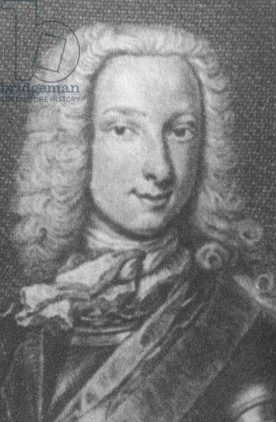 Charles III of Bourbon, founder of San Carlo Theater in Naples