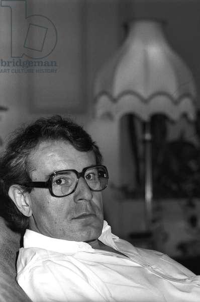 Venice Lido, Venice Film Festival 1979. Czech-American director Milos Forman (photo)