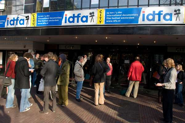 Amsterdam. City Cinema, one of the seats of IDFA (International Documentary Filmfestival Amsterdam)