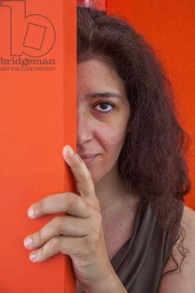 Portrait of Paola Barbato 29/05/2016