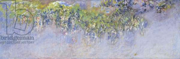 Wisteria, 1919-20 (oil on canvas)